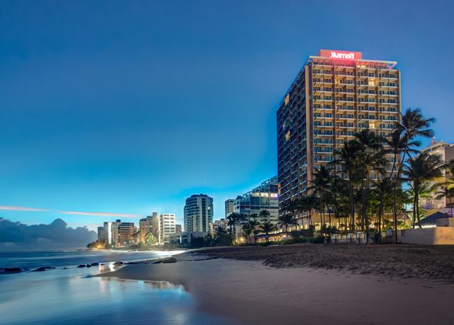 Get artsy in San Juan while staying at the San Juan Marriott Resort.