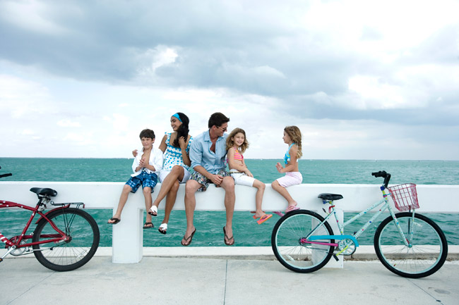 Take in some family fun this Labor Day at South Seas Resort.