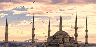 The Blue Mosque in Istanbul is part of the new educational FAMs with Isramworld.