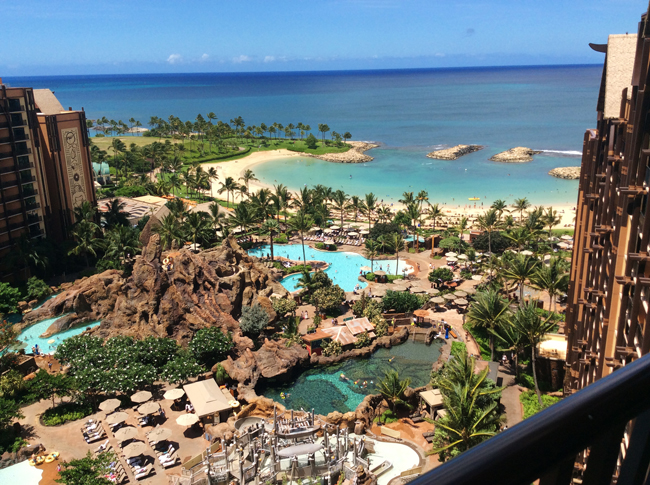 Aulani, A Disney Resort and Spa in Oahu