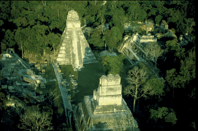 Agents will visit Tikal on the Guatemala FAM.