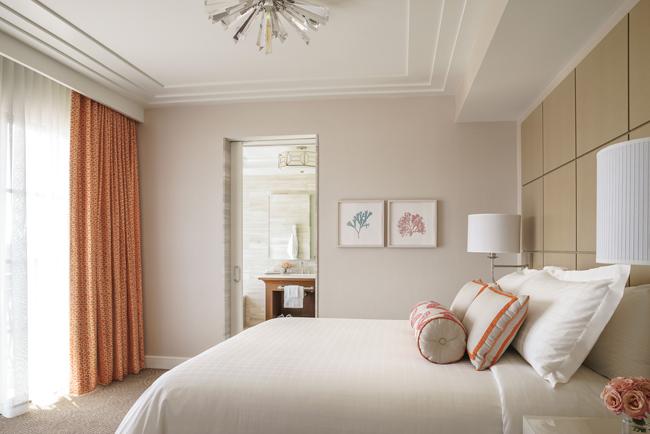 Four Seasons Orlando at Walt Disney World Resort, Golden Oak Bedroom Suite.