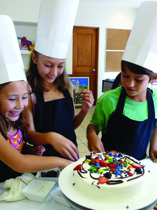 Hilton Los Cabos Beach & Club Resort Kids Club Cakes