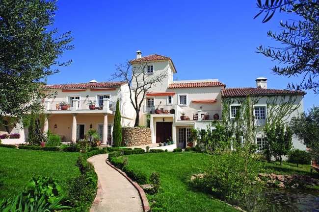 Escapade Vacations'  offers 7-day Paradores of Andalucia Self-Drive Program.