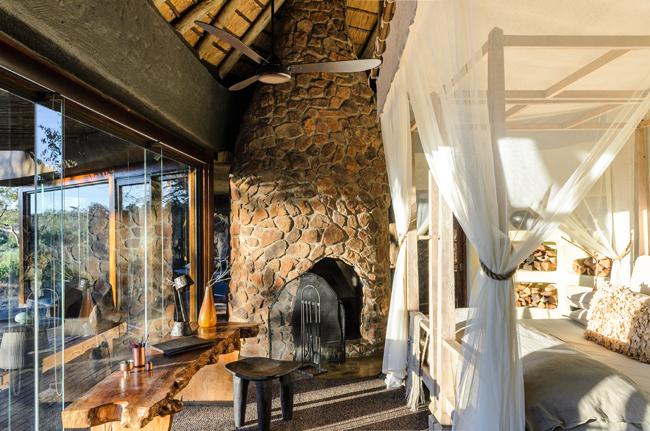 Singita Boulders Lodge's suites get a high-end design upgrades.