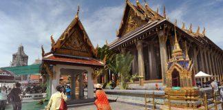 Gateway to the Grand Palace, Bangkok.