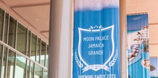 Palace Resort's first Global Conference.