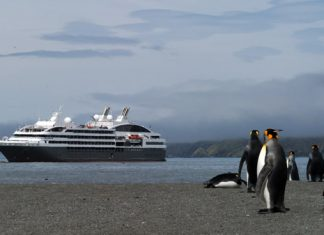 Compagnie du Ponant offers new bookings for itineraries to the Antarctic and South America.