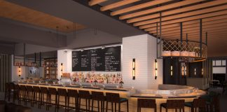 Highball & Harvest opens in Grande Lakes at The Ritz-Carlton Orlando next month.