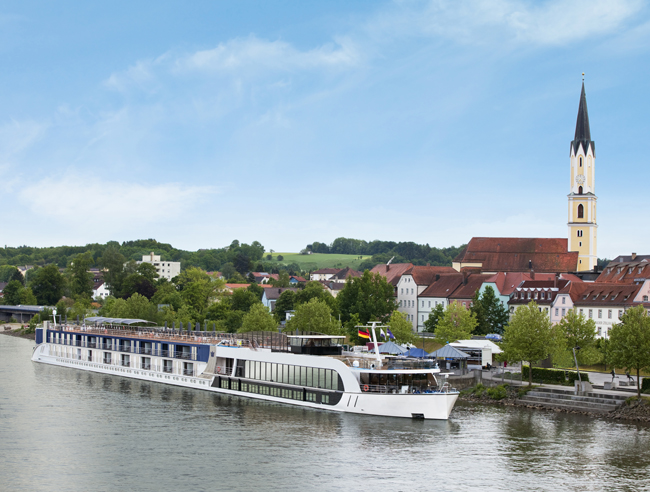 AmaWaterways adds two new ships to its fleet.