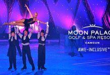 Palace Resorts presents Broadway On Ice.