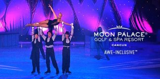 Palace Resorts presents Broadway On Ice.