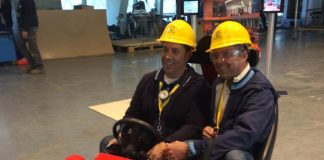Cruise-Planners-Franchise-Owner,-Michael-Consoli-on-Quantum---Bumper-Cars-at-Sea