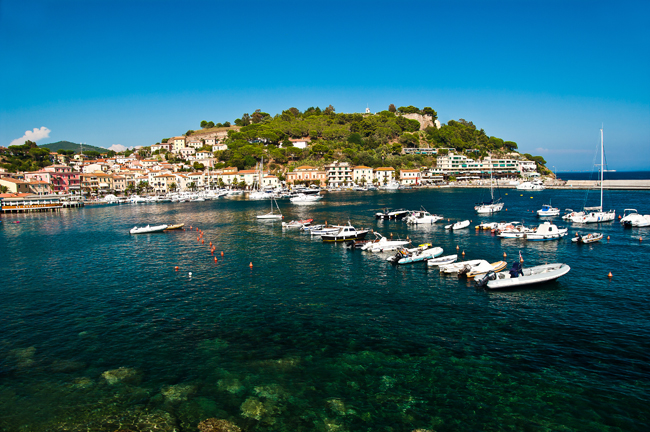 Travcoa offers guided tours of Elba Island, Italy.