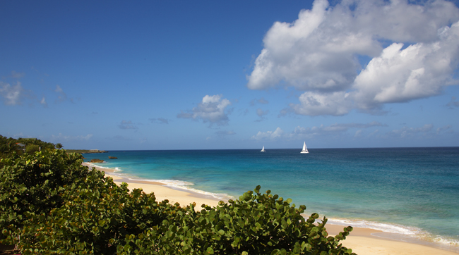 Meads Bay, Anguilla.