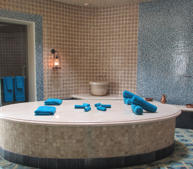 Spa Mukul offers a choice of six experiences housed in six individually designed private, domed spa casitas.