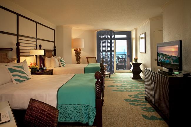Accommodations at the Radisson Aruba Resort, Casino & Spa.