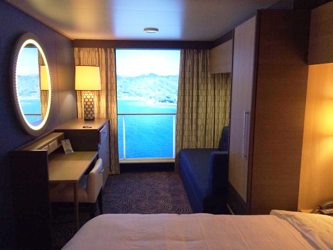 Sneak peek of royal caribbean 39 s quantum of the seas for Royal caribbean solo cabins