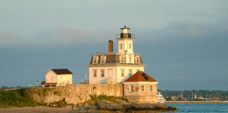 Rose Island House in Newport. (Photo credit: Discover Newport.)