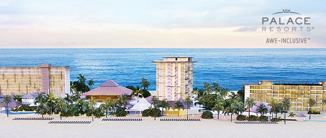 Moon Palace Jamaica Grande is slated to open Feb. 1.
