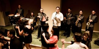 Learn Latin dance moves with the Couples Retreat package in San Juan.