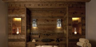 Guests enjoy a relaxful retreat at Alpina Gstaad.