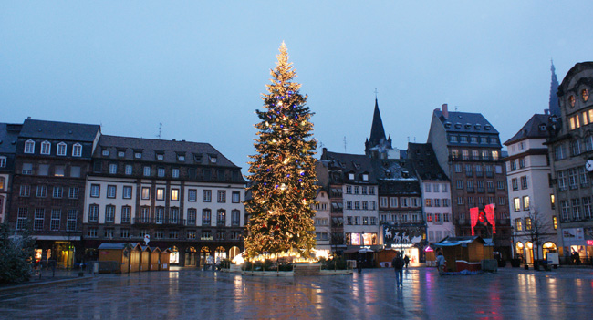 Strasbourg Plaza. (Photo credit: CroisiEurope.)