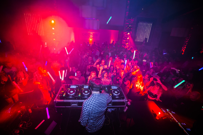 Decimo, a nightclub in Vail returns for six nights this winter season. (Photo credit: Zach Mahone.)