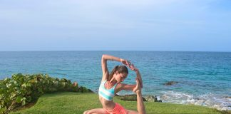 Tara Stiles launched ENERGIZE at W Retreat & Spa—Vieques Island.