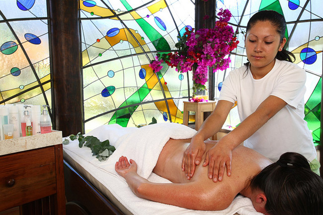 tYacu Wasi spa at the Sol y Luna Resort & Spa offers guests cultural spa experiences.