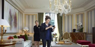 Starwoods' launches SPG Pro and a new marketing campaign highlighting travel professionals behind the scenes.