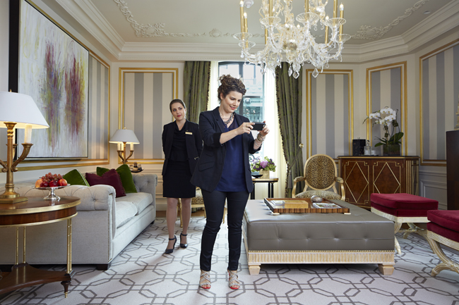 Starwood launches SPG Pro and a new marketing campaign highlighting travel professionals behind the scenes.