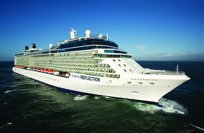 Celebrity Cruises offers river and ocean combination cruising itineraries.