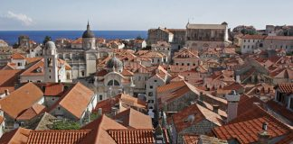 Views of Dubrovnick on the Croatia: The Dalmatian Coast itinerary. (Photo courtesy of Country Walkers.)
