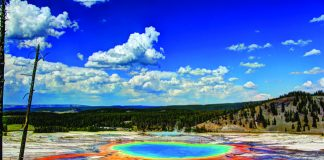 Austin Adventures offers tours to Yellowstone National Park.