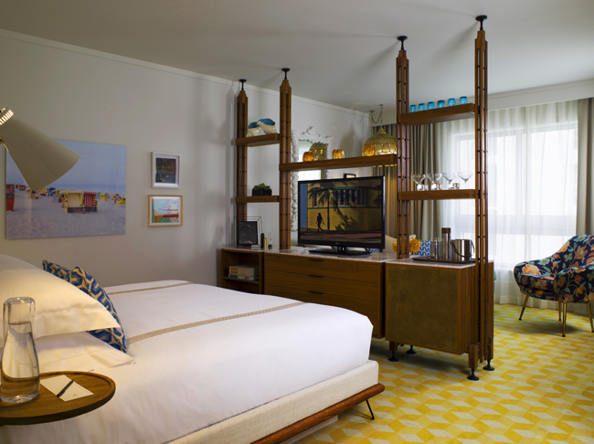 Thompson Miami Beach S Junior Suite Photo Courtesy Of