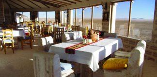 Luna Salada Hotel.