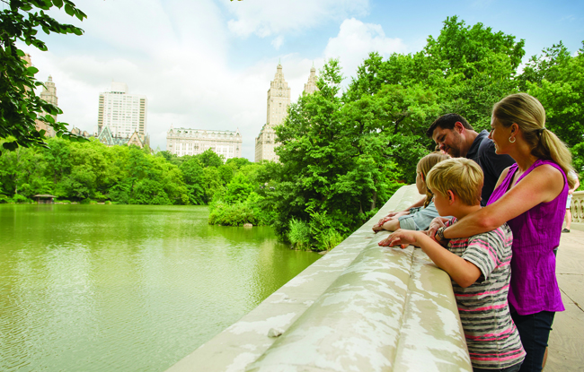 Adventures by Disney takes families to New York City.