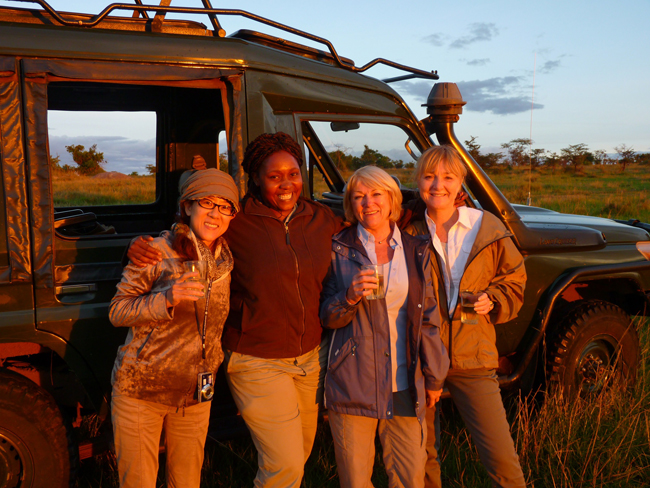 Visit Arusha offers Adventures for Women tours to Africa.