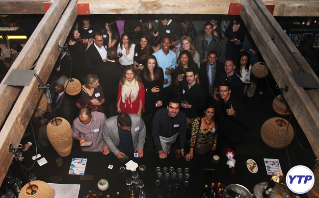 Young Travel Professionals' NYC networking events at the Hyatt Union Square.