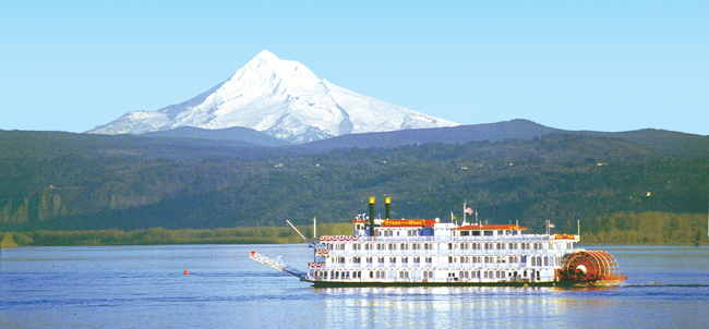 American Cruise Line celebrates its fifth season sailing the Columbia and Snake Rivers.