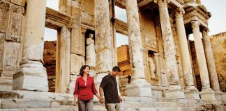 Guests can explore Ephesus while aboard Silversea Cruises on the line's new shore excursion offerings.