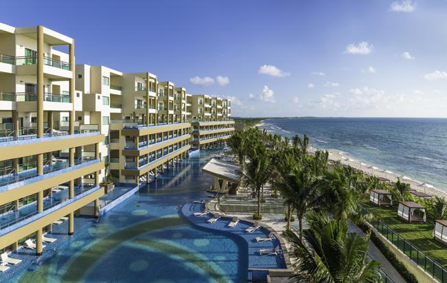 Views from Generations Riviera Maya by Karisma.