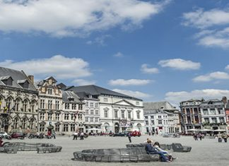 Mons gets named a European Capital of Culture in 2015.