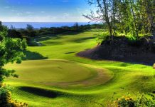 Guests of the Coral Reef Club in Barbados can golf at the 7,045-yard Royal Westmoreland course.