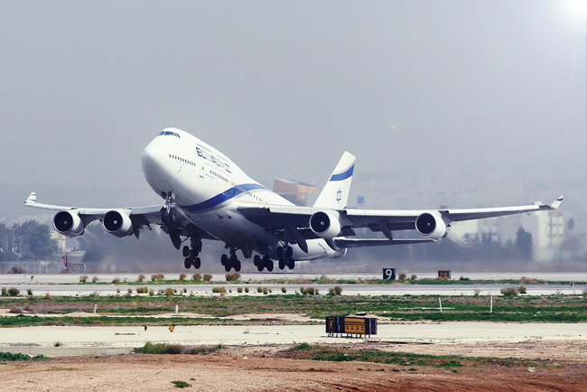 EL AL Airlines opens bookings for flights from Boston to Tel Aviv.