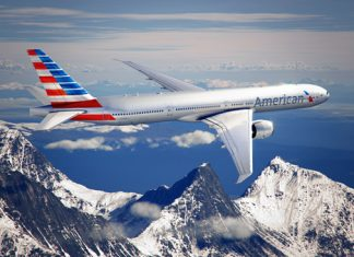 American Airlines announces codeshare agreement with Interjet—adding service within Mexico.