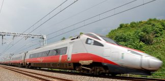 Rail Europe offers Italy and France direct routes.
