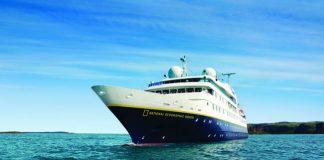 Lindblad Expedition-National Geographic's Orion will set sail for Europe.