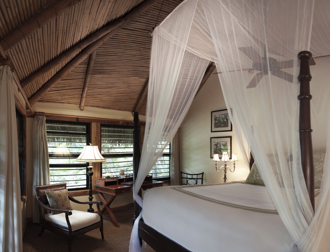Bungalow at Little Palm Island Resort & Spa. (Photo courtesy of Noble House.)